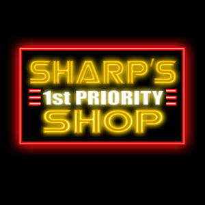 Sharp First Priority Shop